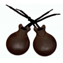Castanets Wengue With Pico