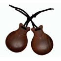 Indian Rosewood Castanets With Pico