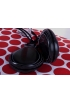 Capricho Castanets Marbled Black Fiber, the Professional