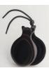 Castagnettes Fibre Noire Veinée Double Caisse Spécial Professeurs, les Intensités