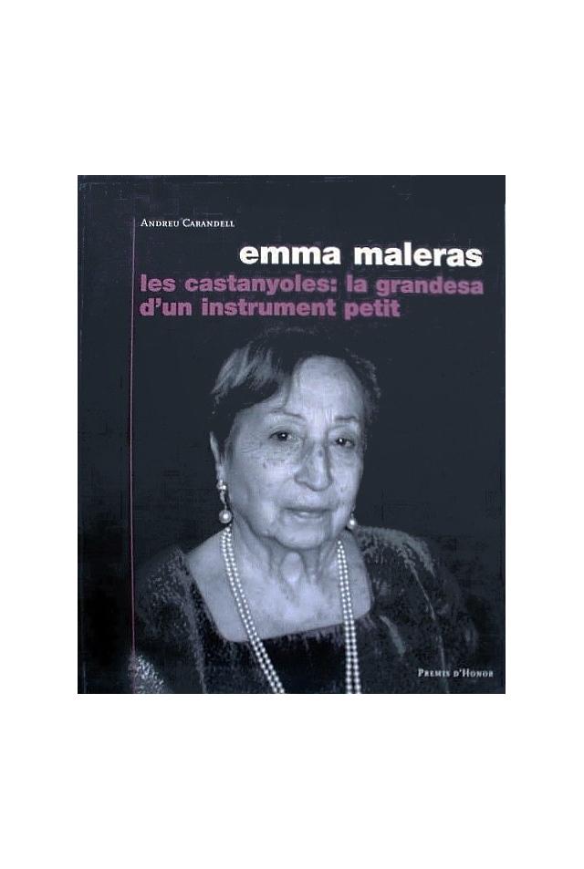 """""""Emma Maleras: Les castanyoles: La grandesa d'un instrument petit"""""""