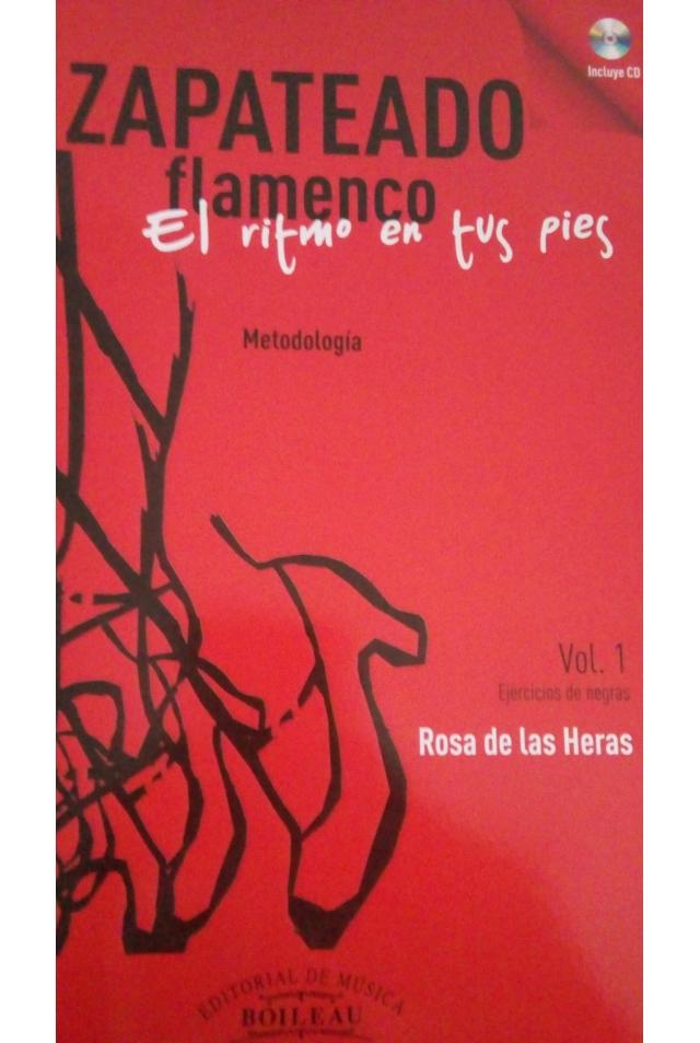 Claquette Flamenco. Partition musicale