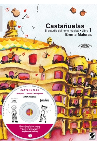 """""""Castanets: The Study of Musical Rhythm 1"""""""
