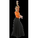 Flamenco Skirt Milonga