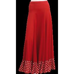 Falda Flamenco Rumba
