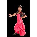 Robe Flamenco Colombiana