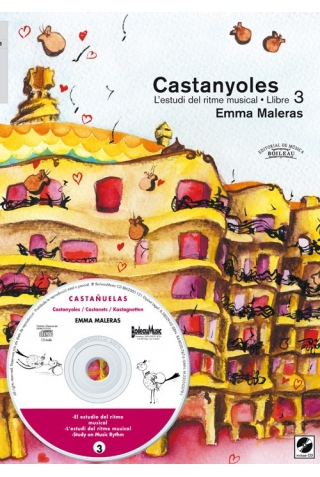 """""""Castanets: The Study of Musical Rhythm 3"""""""