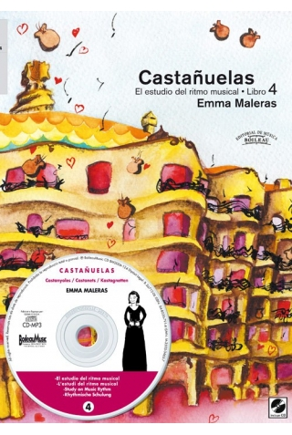"""""""Castanets: The Study of Musical Rhythm 4"""""""