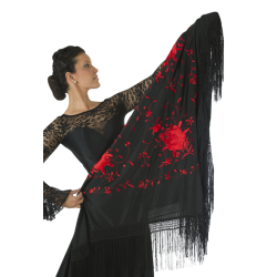 Mantón Flamenco