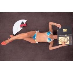 Oreilles Castagnettes Bikini