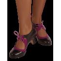 Chaussures de Flamenco Palos