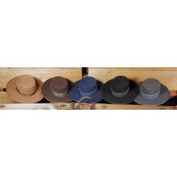 Hat Cañero Wool Man