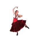 Vestido de Danza Bolero