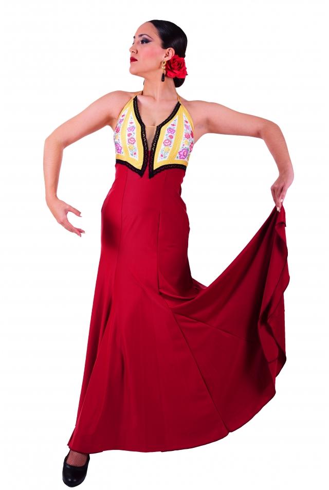 Robe Flamenco Tarantella