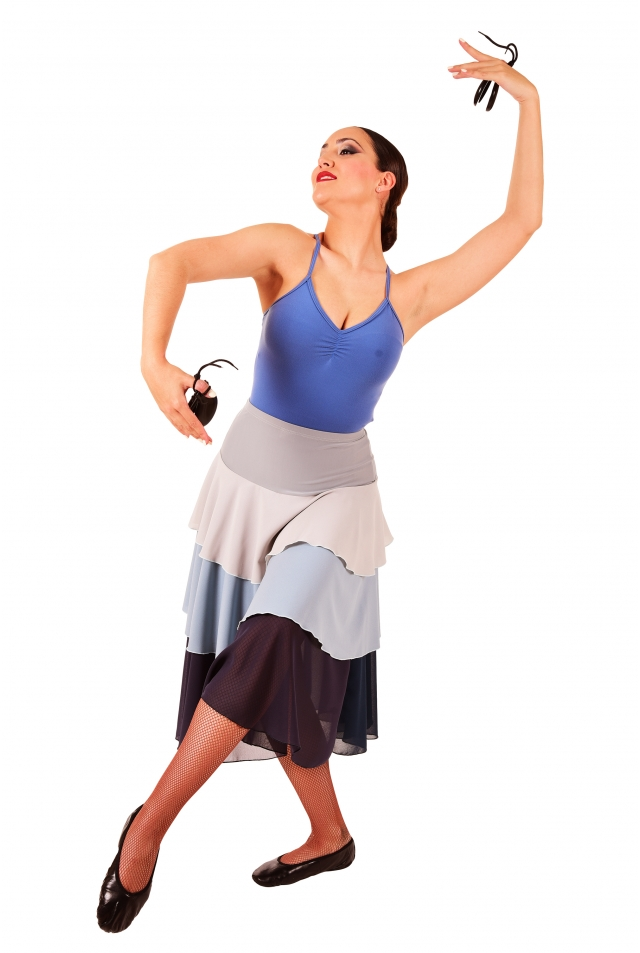 Jácara Dance Skirt