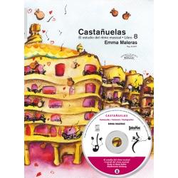 """""""Castañuelas: El Estudio del Ritmo Musical 8"""""""