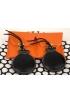 Special Black Fabric Castanets, the Jota