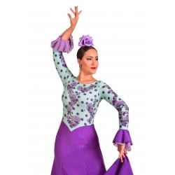 Robe Flamenco Moraito Pastori
