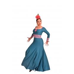 Robe Flamenco Printemps