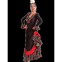 Flamenco Dress Morente