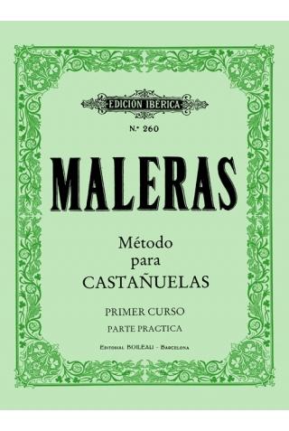 """""""Método de Castañuelas"""" Curso 1º Teoría Inglés"""