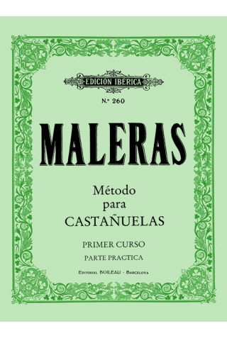 """Método de Castañuelas"" Curso 1º Práctica"
