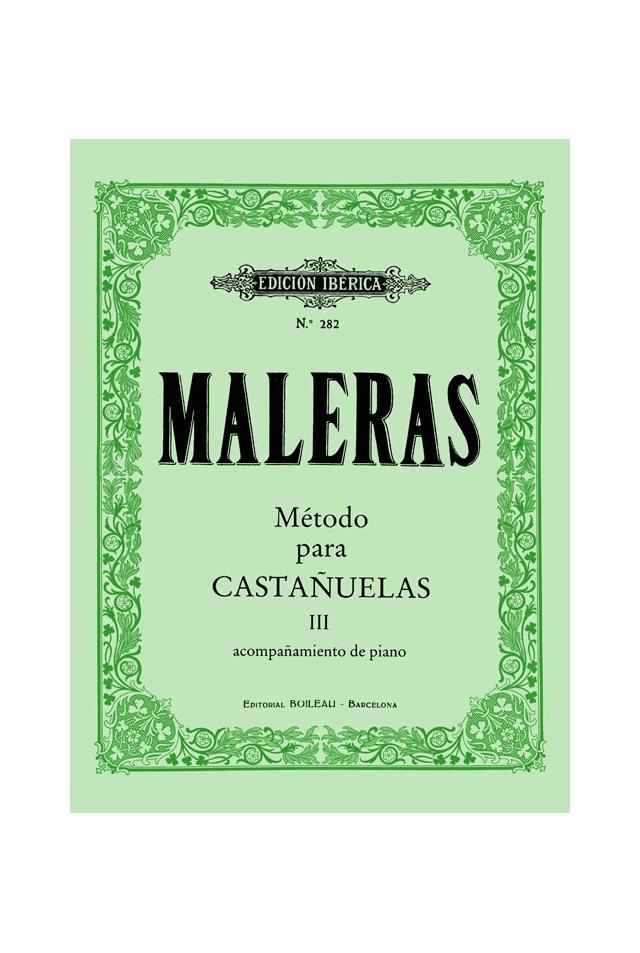 """""""Método de Castañuelas"""". Curso 3. Acompañamiento"""