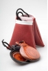 Castanets Red and White Woodgrain Professional, the Corals