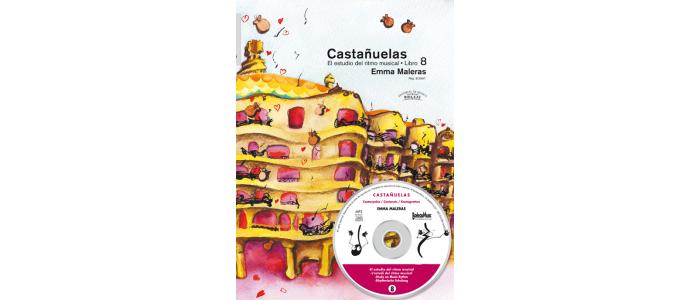 """""""Más Estudio del Ritmo Musical de Castañuelas"""""""
