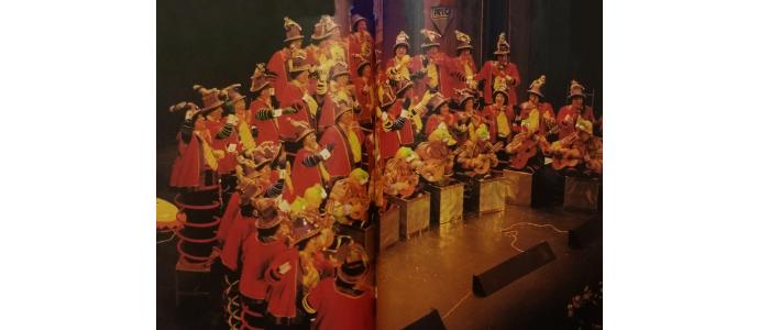 """""""Ganas de Carnaval al Son de Castañuelas"""""""