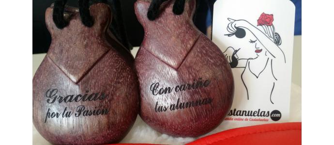 """""""Castañuelas Apasionantes de Regalo"""""""